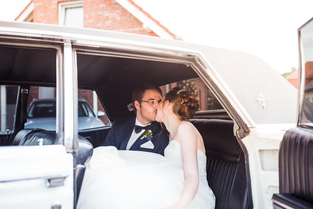 Hochzeitsschlitten