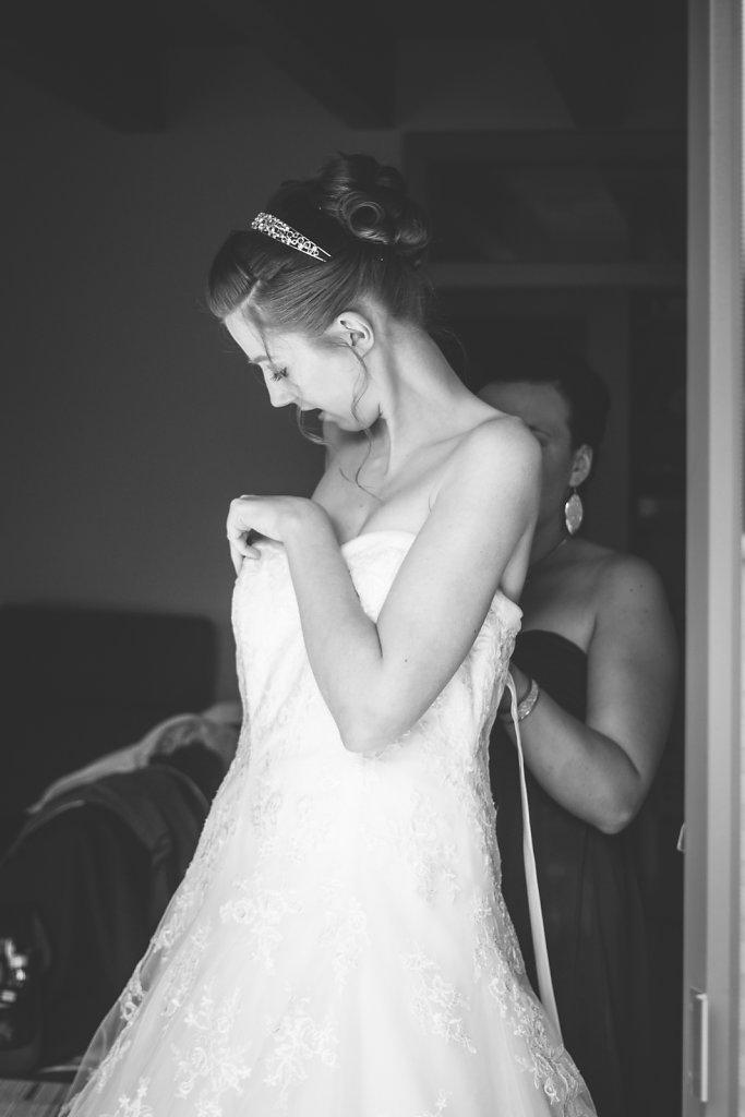 Lieber nicht nackt zur Hochzeit